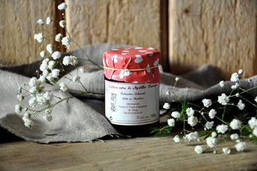 Confiture de Myrtille Sauvage - 120gr